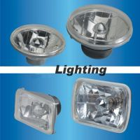 sealed beam lamps ,headlamps