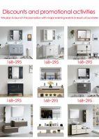Wholesale Modern Bathroom Vanity Hotel Bathroom Vanity Cabinet Chinese
