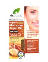 Dr Organic Moroccan Argan Oil Facial Oil 30ml