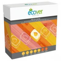 Ecover Dishwasher Tablets  All In One 68s