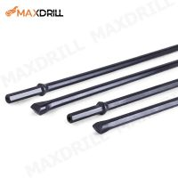 Maxdrill small hole drilling H22 7/8 inch integral drill steels