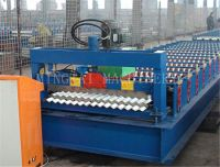 850 Corrugated Profile Forming Machine