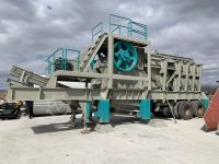 Used Mobile Crusher