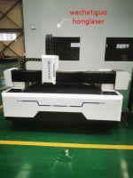 CNC fiber laser cutting machine