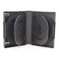 WEISHEGN Manufacturer 10-Discs Standard DVD/CD-ROM Box PP Storage Case
