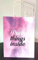 Food bags shopping bag