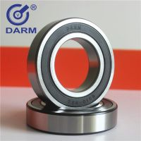 Machinery component Deep Groove Ball Bearing 6210z zz rs 2rs for diesel generator