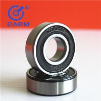 Machinery Long Life 6202 Deep Groove Ball Bearing 15x35x11 for air conditioner