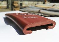 PVC handrail cover