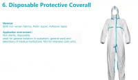non sterile coverall/ overall