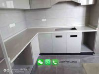 Foshan Weimeisi Decor kitchen Marble Quartz Countertops for cabinet