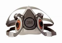 3M Half Facepiece Reusable Respirator 6200,6000,6100,6300