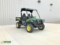 John Deere TS Gator - Utility Vehicle - 880 HOURS - Polaris / Kubota / Toro