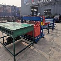 Automatic steel mesh welding machine for coal mine