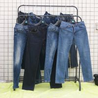 Export Used Men Jeans Pants In Bales Second Hand Clothing