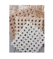 STANDARD HIGH QUALITY RATTAN WEBBING MADE FROM NATURAL MATERIALS