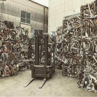 Aluminium wire Scrap 99.7% min