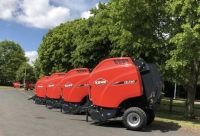 South Africa standard Kuhn and Massey Ferguson Balers available