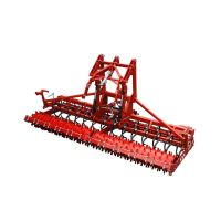 Factory price diesel tiller cultivator hawk king