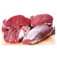 Fresh Frozen Boneless Buffalo Beef