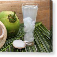 100% Fresh Coconut Water