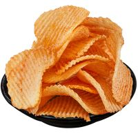 south Africa Healthy Snacks 60g Spicy Dried Potato Puffed Snacks Fresh-cut Spicy Potato Chips