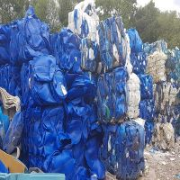 HDPE drums regrind/HDPE drums flakes/HDPE drum scrap
