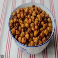 Salty flavour Canned chickpeas