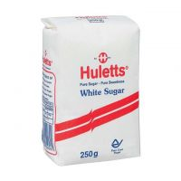 HULETTS White Sugar & Brown Sugar