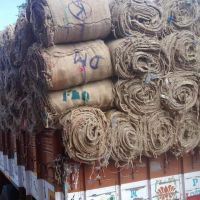 Clean Used Jute Bags Size(29*43) 20kg 50kg 100 kg wholesale Ready to Export