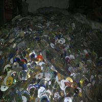Recycled Plastic DVD / CD Scrap / Plastic Scrap