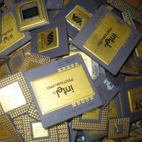 AMD 486 CPU AND 586 CPU SCRAPS