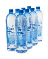 Packaged natural drinking water  Water 1 L
