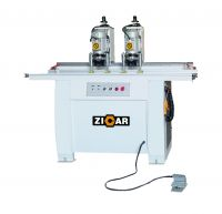 ZICAR Double Head Boring Drilling Machine Woodworking Drill Machine MZ73032