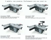 Altendorf F92X WA8X Precision Wood Cutting Sliding Table Saw Machine