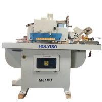 MJ153 Wood Cutting Woodworking Machine Single Rip Saw For Timber