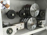 Log multi blades saw machine wood cutting saw machine woodworking machine