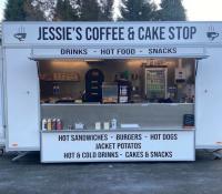 2019 Custom Made Catering Trailer