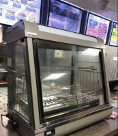 Infernus Heated Display Cabinet Food /Pie/Chicken Warmer Showcase-600