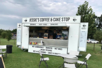 2019 Custom Made Catering Trailer
