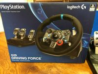 Logitech Driving Force G29 Racing Wheel and Pedals for PC/PS3/PS4