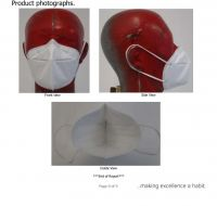 KN95 face mask (fully certified)