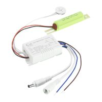 Direct Source LED Emergency Driver 3-18W for Panel Light, Down Light, Spot Light