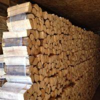 Firewood / Eucalyptus braii wood/ hardwood firewood