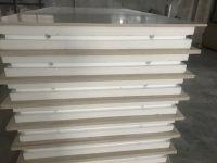 magnsium oxide board EPS sandwich panel mgo sip panel