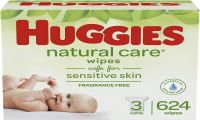 Ready to ship Huggies Refreshing Clean Natural Wipes