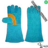 Wholesaler gloves welding dealar and manufacture working gloves tig mig