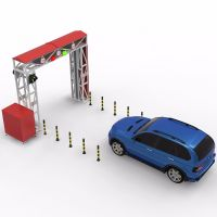 2900 X Ray Car Scanner Programming,Vehicle/Cargo X Ray Inspection System