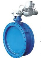 BUTTERFLY VALVES, FLANGED, DOUBLE ECCENTRIC