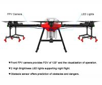 22L Quick Release Agricultural Sprayer Drone UAV for Crops Protection